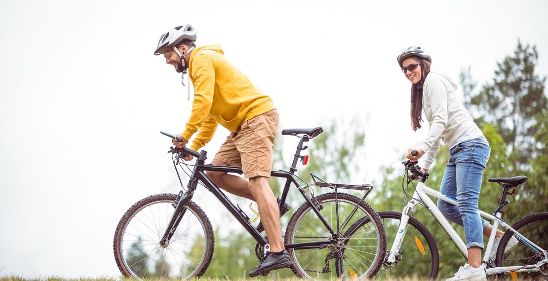 Trictracteambuilding-couple-balade-velo-campagne